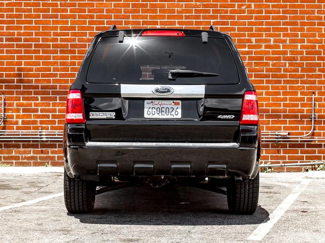 2009 Ford Escape Limited Burbank, CA 4