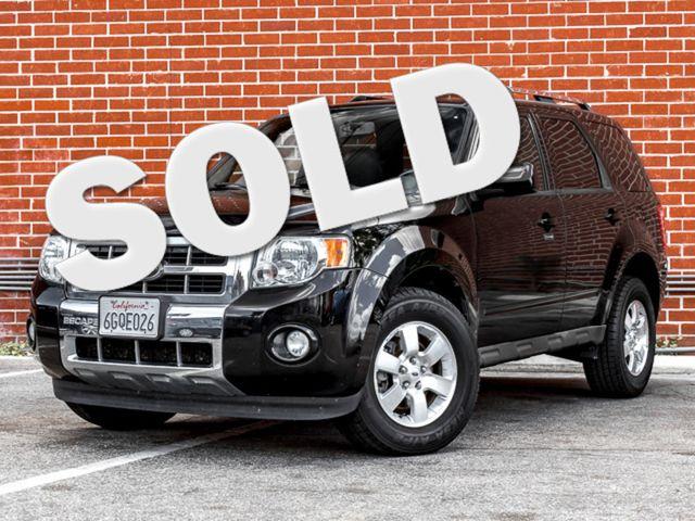 2009 Ford Escape Limited Burbank, CA 0