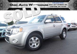 2009 Ford Escape Limited 4x4 Sunroof Leather Cln Carfax We Finance   Canton, Ohio   Ohio Auto Warehouse LLC in  Ohio