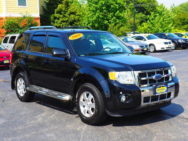 2009 Ford Escape Limited | Champaign, Illinois | The Auto Mall of Champaign in  Illinois