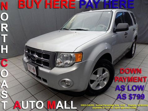 2009 Ford Escape XLT As low as $799 DOWN in Cleveland, Ohio