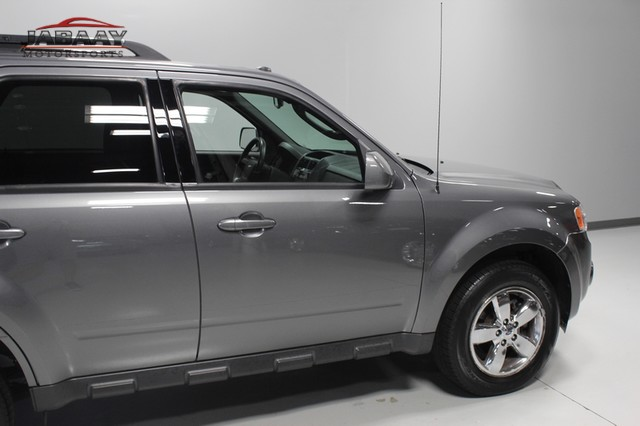 2009 Ford Escape Limited Merrillville, Indiana 37