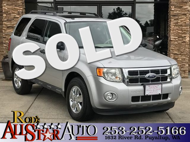 2009 Ford Escape XLT The CARFAX Buy Back Guarantee that comes with this vehicle means that you can