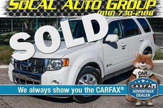 2009 Ford Escape Hybrid Limited - LTHR - NAVI -89K MILES Reseda, CA