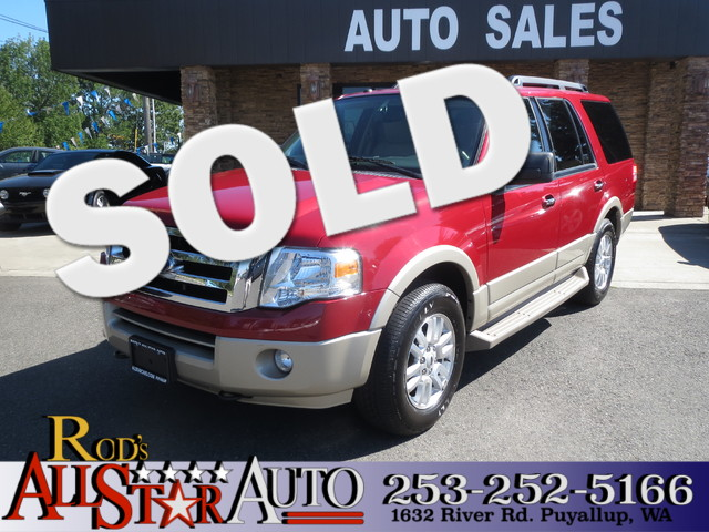 2009 Ford Expedition Eddie Bauer 4WD The CARFAX Buy Back Guarantee that comes with this vehicle me