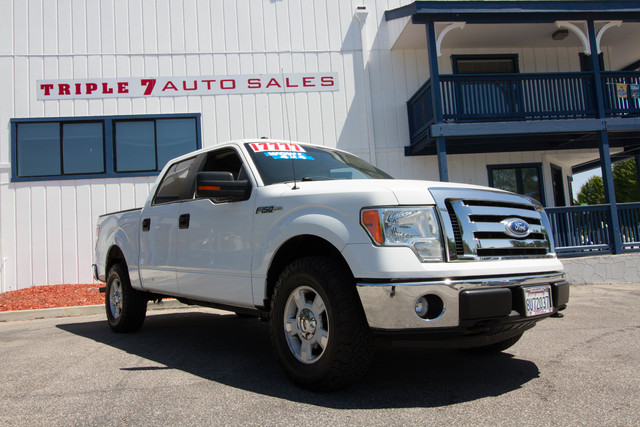 2009 Ford F-150 XLT  VIN 1FTPW14V99FA45165 130k miles  AMFM CD Player CD Changer Anti-Thef