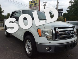 2009 Ford F-150 XLT CHARLOTTE, North Carolina