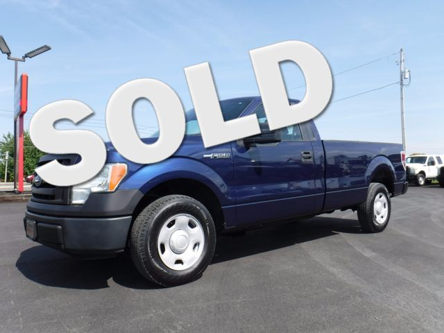 2009 Ford F-150 Regular Cab Long Bed XL 2wd in Ephrata PA