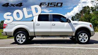 2009 Ford F-150 F150 4x4 Lariat Supercrew | Palmetto, FL | EA Motorsports in Palmetto FL