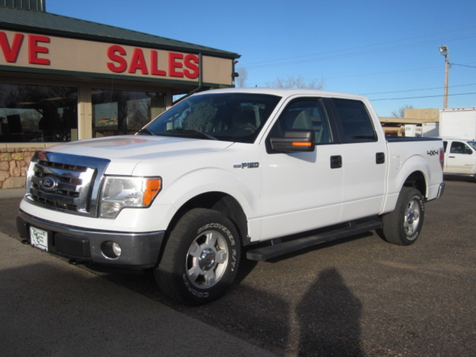 2009 Ford F-150 XLT in Glendive, MT