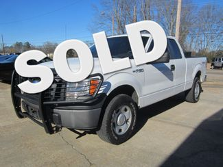 2009 Ford F-150 XL Extended Cab 4x4 Houston, Mississippi
