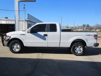 2009 Ford F-150 XL Extended Cab 4x4 Houston, Mississippi 2