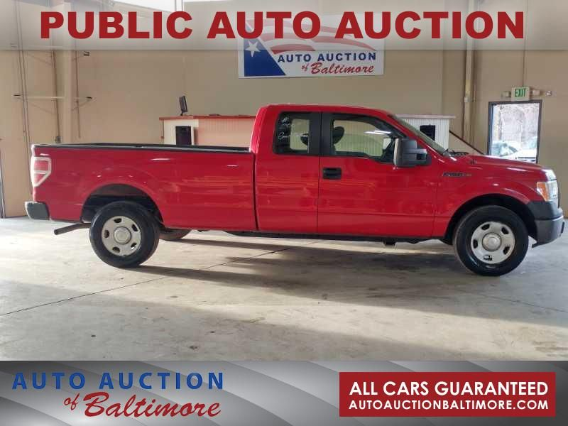 2009 Ford F-150  | JOPPA, MD | Auto Auction of Baltimore  in JOPPA MD