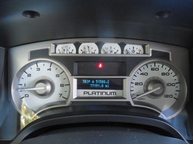 2009 Ford F-150 Platinum Leesburg, Virginia 23