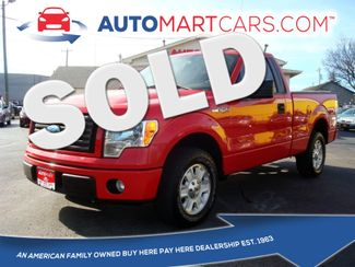 2009 Ford F-150 STX | Nashville, Tennessee | Auto Mart Used Cars Inc. in Nashville Tennessee
