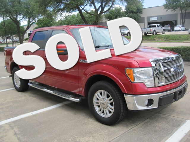 2009 Ford F-150 Lariat 1 Owner No Accidents Plano, Texas 0