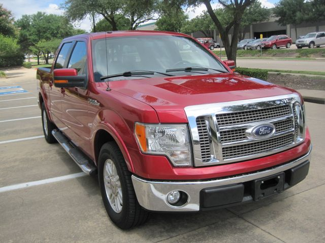 2009 Ford F-150 Lariat 1 Owner No Accidents Plano, Texas 1