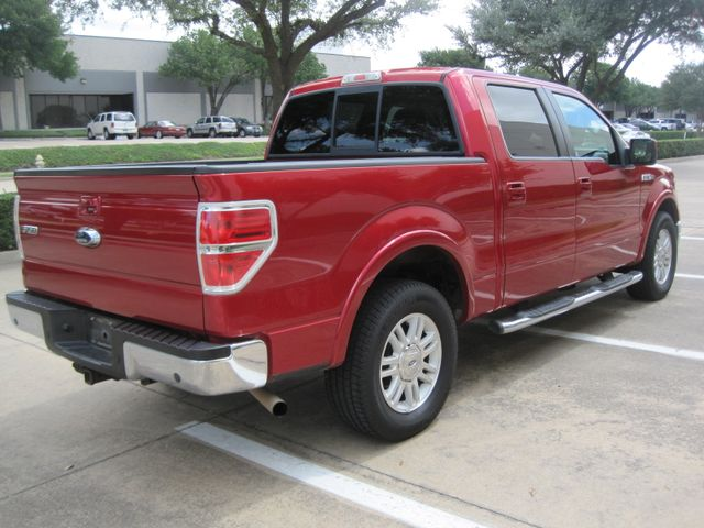 2009 Ford F-150 Lariat 1 Owner No Accidents Plano, Texas 11