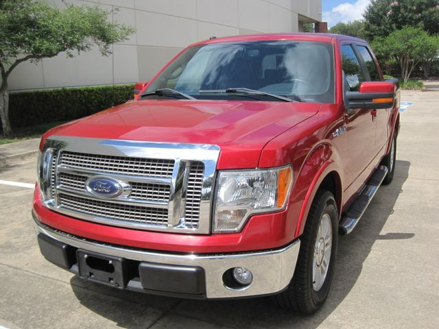 2009 Ford F-150 Lariat 1 Owner No Accidents Plano, Texas 3
