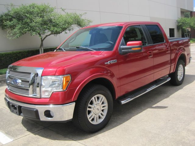 2009 Ford F-150 Lariat 1 Owner No Accidents Plano, Texas 4