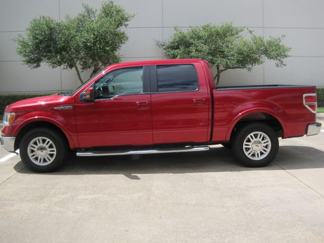 2009 Ford F-150 Lariat 1 Owner No Accidents Plano, Texas 5