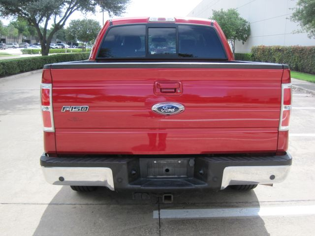 2009 Ford F-150 Lariat 1 Owner No Accidents Plano, Texas 9