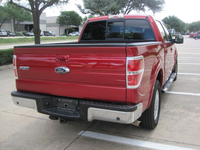 2009 Ford F-150 Lariat 1 Owner No Accidents Plano, Texas 10