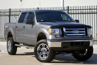 2009 Ford F-150 XLT*4x4* Lifted* Crew* EZ Finance** | Plano, TX | Carrick's Autos in Plano TX