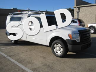 2009 Ford F-150 With Utility Topper. 1 Owner All Service History, Lo Miles Plano, Texas