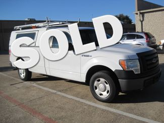 2009 Ford F150 With Utility Topper, Ladder Rack, 1Owner, Service History,Lo Miles Plano, Texas