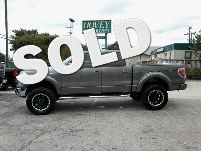 2009 Ford F-150 FX4 San Antonio, Texas 0