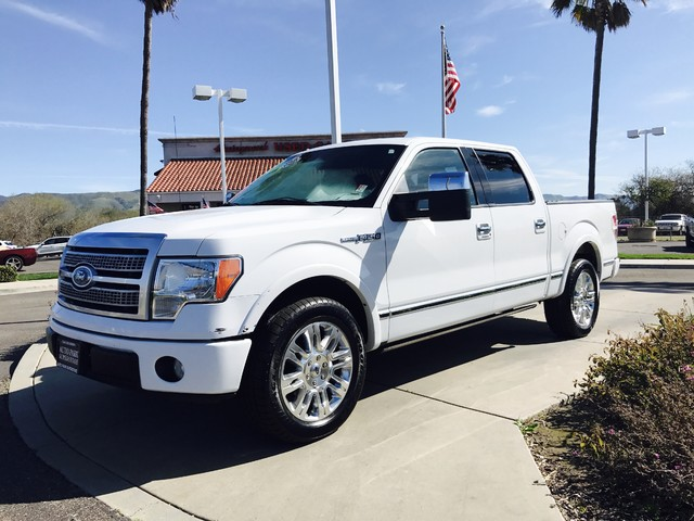 2009 Ford F-150 Platinum This is a 2009 Ford F150 Platinum Supercrew This truck is in excellent c