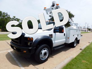 2009 Ford F-450, BUCKET , BOOM TRUCK, 1 OWNER ,UNDER CDL XL Irving, Texas