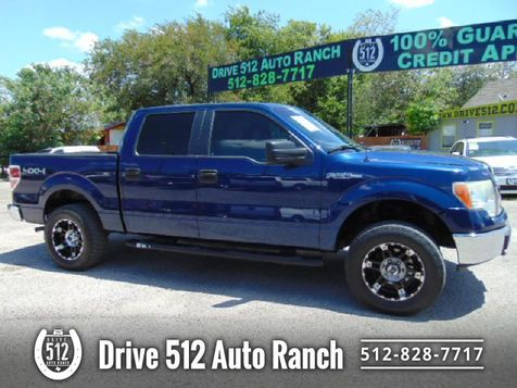 2009 Ford F150 4X4 SUPERCREW in Austin, TX