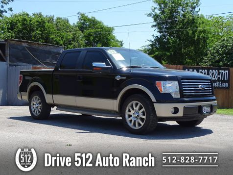 2009 Ford F150 KING RANCH SUPERCREW in Austin, TX