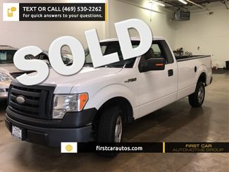 2009 Ford F150 XL | Plano, TX | First Car Automotive Group in Plano, Dallas, Allen, McKinney TX