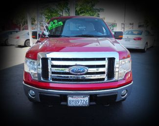 2009 Ford F150 SuperCrew XLT 4x4 Chico, CA 6
