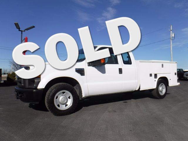 2009 Ford F250  Extended Cab Utility 2wd in Ephrata PA