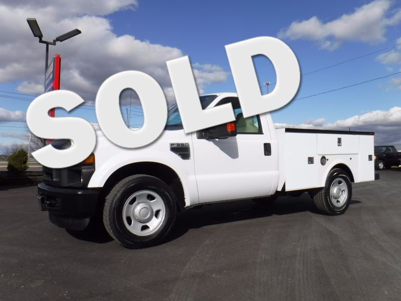 2009 Ford F350 Utility 2wd in Ephrata PA
