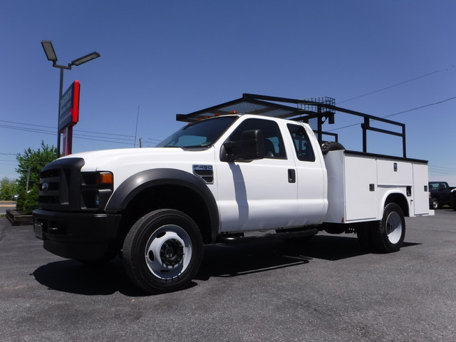 2009 Ford F450 Extended Cab 9FT Utility 4x4 in Ephrata PA