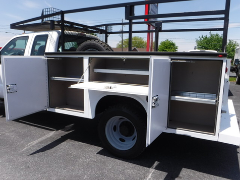 2009 Ford F450 Extended Cab 9FT Utility 4x4 in Ephrata, PA