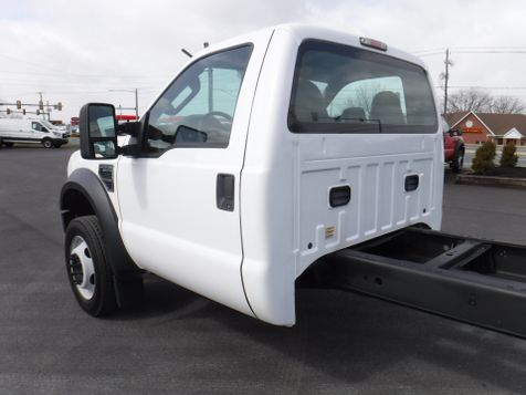 2009 Ford F450 Cab & Chassis 2wd V10 Gas 201