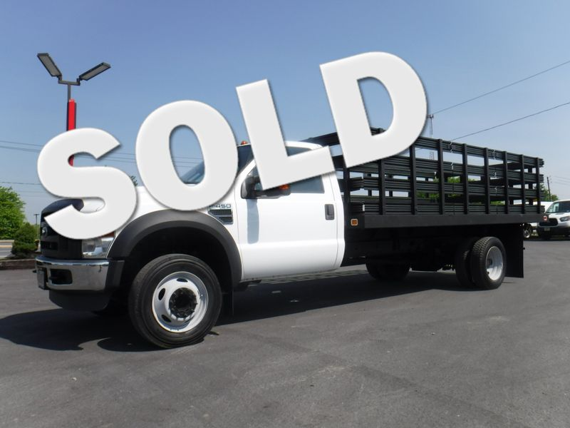 2009 Ford F450 16FT Stake Truck V10 2wd in Ephrata PA
