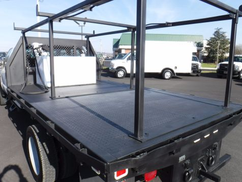 2009 Ford F550 Crew Cab 12FT Flatbed 4x4 Diesel in Ephrata, PA