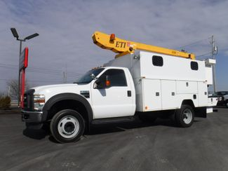 2009 Ford F550 11FT Enclosed Utility Bucket Truck 2wd in Lancaster, PA PA
