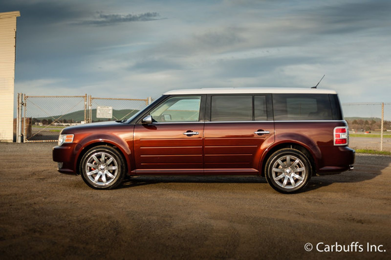 2009 ford flex limited concord ca carbuffs concord. Black Bedroom Furniture Sets. Home Design Ideas