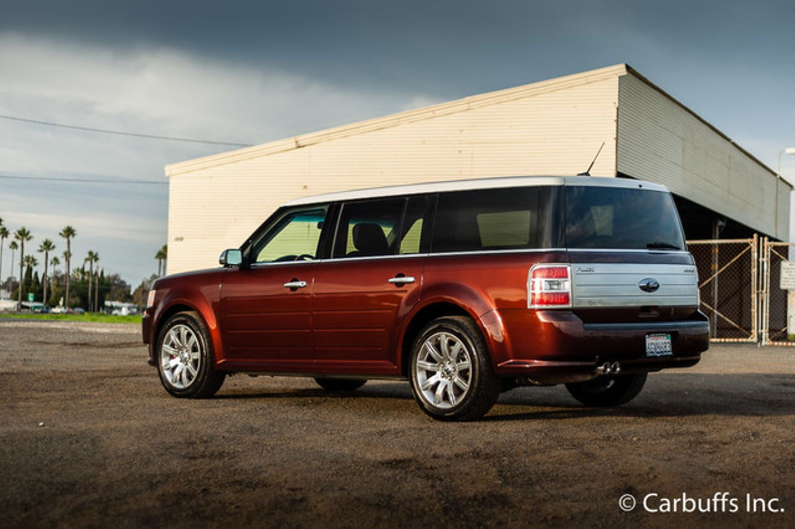 2009 ford flex limited concord ca carbuffs concord. Black Bedroom Furniture Sets. Home Design Ideas