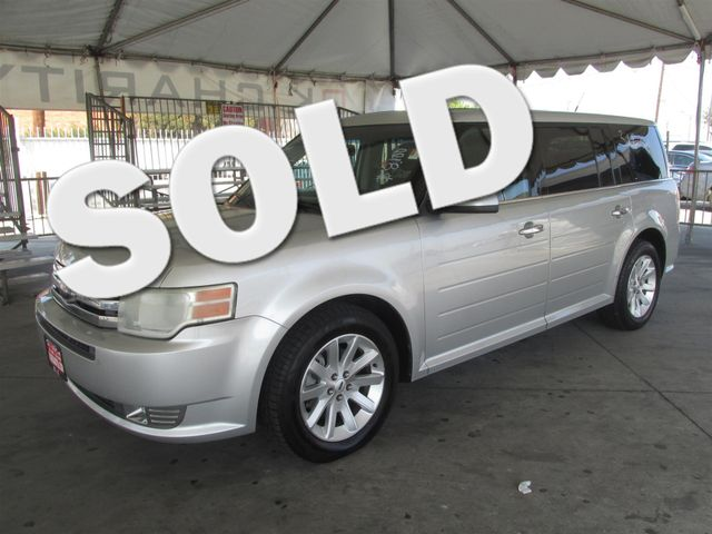 2009 Ford Flex SEL This particular Vehicle comes with 3rd Row Seat Please call or e-mail to check