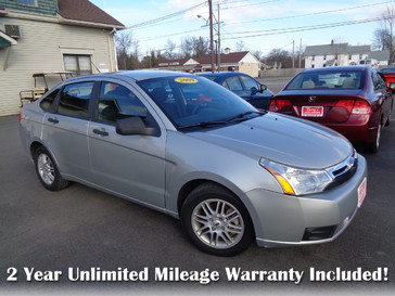 2009 Ford Focus SE in Brockport