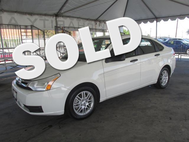 2009 Ford Focus SE Please call or e-mail to check availability All of our vehicles are availabl